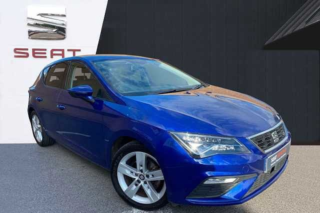 SEAT Leon 5dr (2016) 1.4 EcoTSI FR Technology (150 PS)